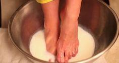 Une astuce pour avoir de beaux pieds en 10 minutes