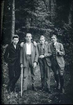 August sander, Menschen des 20. Jahrhunderts
