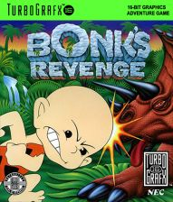 Play Bonk's Revenge (NEC TurboGrafx 16) online | Game Oldies