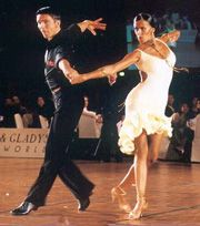 A Fully ISTD Qualified Professional Ballroom And Latin Instructor Michael Pairs His Passion For Dance With Solid E