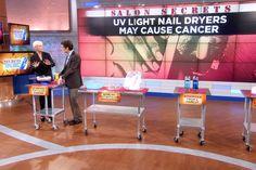 Salon Health Risks, Pt 1