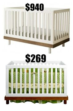 Buying the baby crib is a pretty big deal for new parents. Not only is it the focal point of the nursery — setting the style for the room — but it's something that can (hopefully) last for years.