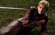 Sometimes he just needs to be held. Aww. | 21 Reasons Joffrey Baratheon Is The King Of My Heart
