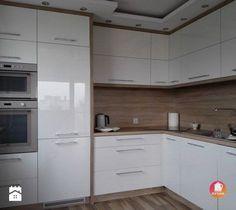 Фотография Kitchen Room Design, Home Decor Kitchen, Kitchen Furniture, Kitchen Interior, Interior Design Living Room, Kitchen Designs, Luxury Kitchens, Home Kitchens, Kitchens And Bedrooms