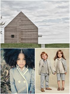 Shades of Gray // The Scout Guide Blog