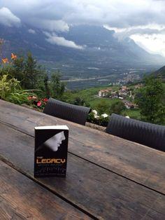 eating gourmet nums in Sud Tirol!