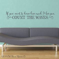 Nursery Wall Decal Let Him Sleep For When He Wakes He Will Move - Wall decals beach quotes