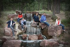 Colorado Springs family portrait photography http://www.blackforestphoto.com