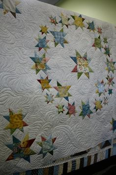 McTavishing -Karen McTavish is an amazing quilter. Saw her in person !
