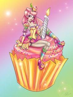 Happy Birthday  by ~NoFlutter  Manga & Anime / Digital Media / Drawings©2009-2012 ~NoFlutter