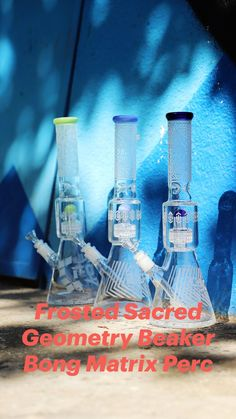 Glass Bongs, Sacred Geometry, Cannabis, Frost, Things To Come, Accessories, Products, Ganja, Gadget