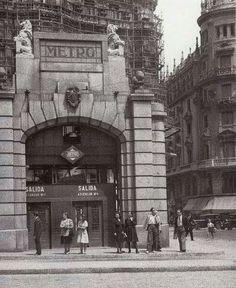 Red de San Luis (1947). Madrid