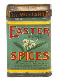 food product labels in the 1920's - Google Search