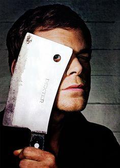 Dexter - Samen met zijn 'dark passenger' pakt deze 'blood spatter analyst' degene die door de mazen van de wet kruipen.