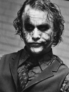What doesnt kill you simply makes you stranger. Not a superhero, but one of my favorite villains :)