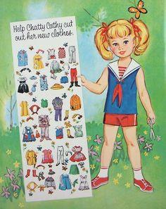 Paper Dolls~Chatty Cathy - Bonnie Jones - Picasa Web Albums