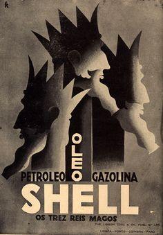 Os Três Reis Magos, Fred Kradolfer, 1930.