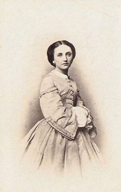 Her Royal Highness Duchess Sophie in Bavaria (1845-1867) nee Her Royal Highness Princess Sophie of Saxony
