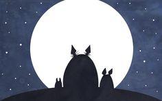 Studio Ghibli Wallpaper HD - WallpaperSafari