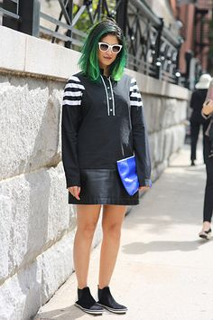 Calling All Street-Style Fanatics: Check Out the Very Best Looks from New York Fashion Week
