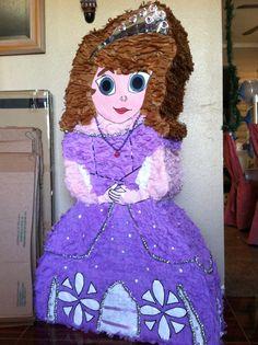 Princesa Sofía the First,