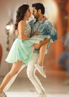 Telugu cinema Bheeshma (Nithiin & Rashmika) Stills Lovely Girl Image, Beautiful Girl Photo, Cute Girl Pic, Beautiful Girl Indian, Most Beautiful Indian Actress, Girls Image, Indian Actress Hot Pics, South Indian Actress, Indian Actresses