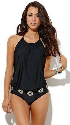 Beach Riot Little Susan One Piece Bathing Suit - Womens Swimwear - Black - aa3ec03fc