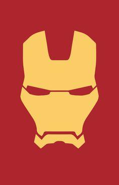 iron man canvas - Google Search