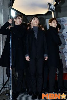 EXO || 151227 SBS Gayo Daejun || Park Chan Yeol - Do Kung Soo - Suho, Kim Jun Myeon