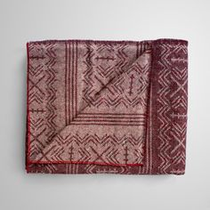 ABSAROKA Travel Blanket — Collective Quarterly