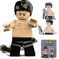 204 Best Custom Lego Minifigs images in 2017 | Lego minifigs, Custom