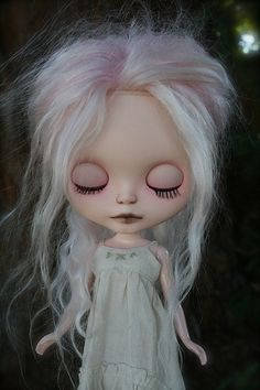Zaloa's Studio Custom Blythe   Flickr - Photo Sharing!