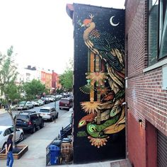 KORALIE & SUPAKITCH in NYC, 2016