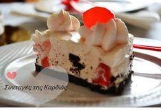 Σκέτος πειρασμός το σημερινό μας γλυκάκι! Φτιαγμένο με υλικά αγαπημένα σε όλους, που δίνουν έναν συνδυασμό ανεπανάληπτο!!!! Δε χρειάζετ...