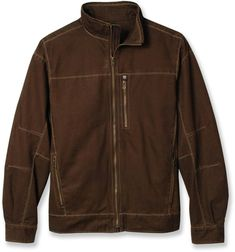 It's rugged, yet casual—Men's Kuhl Burr Jacket. #REIGifts