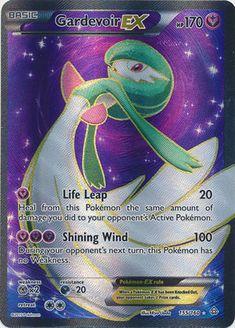 Full Art Pokemon EX Cards
