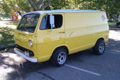 1966 Chevrolet G10 Van 3.8L 1st Generation (64-66) Chevy Windowless Panal Truck, US $6,500.00, image 2
