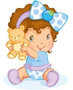 Strawberry Shortcake And Dora The Explorer Strawberry Shortcake Cartoon, Clipart Baby, Antique Wallpaper, Baby Images, Dora The Explorer, Baby Cartoon, Baby Shower Printables, Baby Disney, Baby Cards