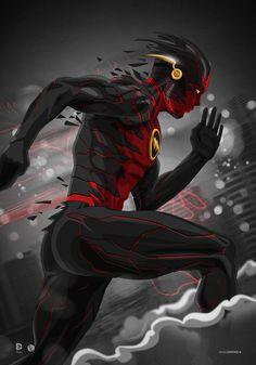 Reverse Flash  #ReverseFlash #DCComics vdimitros.com