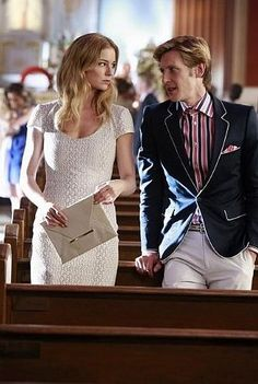 75 Stylish Reasons We'll Miss Revenge: Maybe Revenge jumped the shark, but never has the TV series been guilty of a bad outfit.