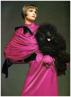 Vogue September 1982 feat Talisa Soto