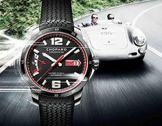 Chopard Mille Miglia GTS Power Control from chopard. Swiss Luxury Watches, Digital Campaign, Chopard, Portfolio Design, Tic Toc, Behance, Check, Fashion, Clock Art