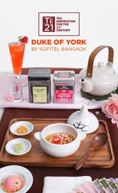 A Tea Experience fit for the Duke of York! Rose with French Vanilla Tea, infused with dry roses, and shaken with fresh raspberries! Recreate it: Vanilla Tea, French Vanilla, Duke Of York, Best Tea, Tea Infuser, Raspberries, Iced Tea, 21st Century, The Best