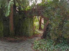 Thieles  Garten ... Ruine / Copyright Horst H. Barsuhn; Bremerhaven (Germany)