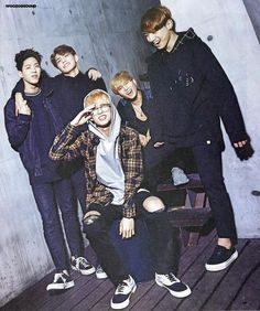 DAY6 [데이식스] | Group Photo!