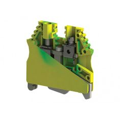 AVK 2,5-4TK; Клеммник на DIN-рейку 2,5 - 4 мм.кв., (земля) 334450 Electrical Equipment, Nerf