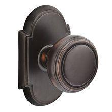 View the Emtek C805NW Norwich Classic Brass Dummy Door Knobset with the CF Mechanism at Build.com.