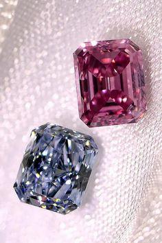 Cut Precious Stones