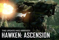 Free-to-Play Mech FPS - HAWKEN: War is A Machine