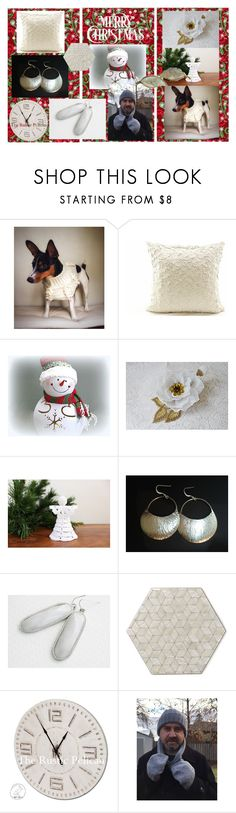Merry Moments of Christmas by cozeequilts on Polyvore featuring Angelo and rustic